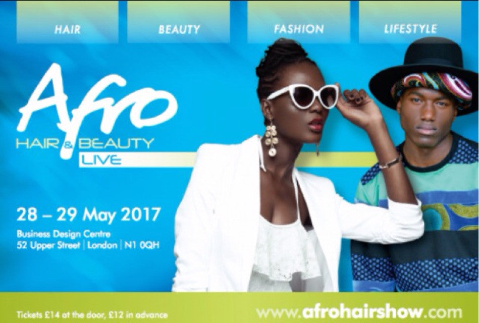 Afro Hair & Beauty Live 2017