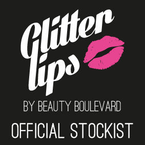 Glitter Lips now available on Minority Beauty UK