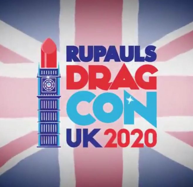 We are exhibiting at RuPaul's Dragcon
