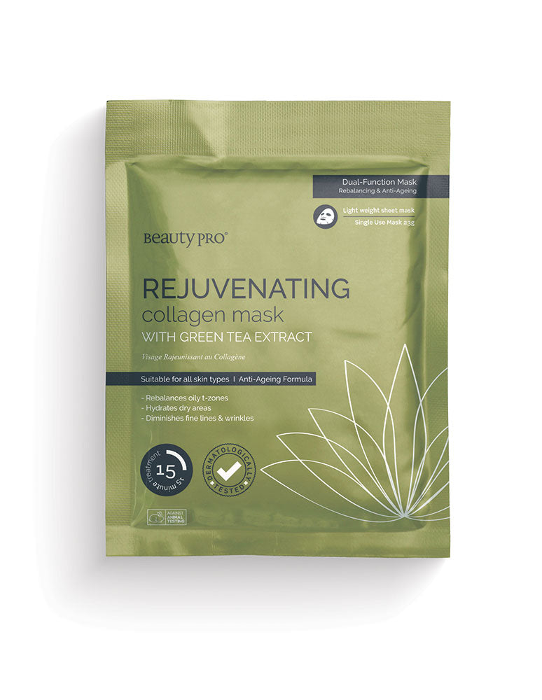 Rejuvenating collagen mask, Facial Mask  - MinorityBeauty