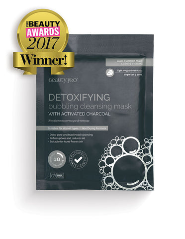 Duo Pack -  Detoxifying bubbling mask, Facial Mask  - MinorityBeauty