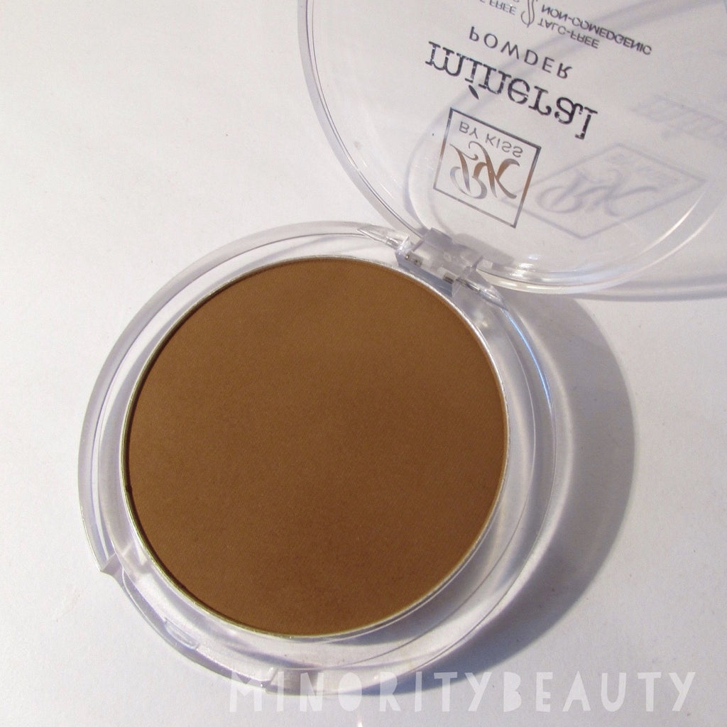 RK by Kiss Honey Brown Mineral Foundation, Foundation  - MinorityBeauty