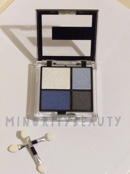 Eyeshadow - Navy Quad Kit, Eyeshadow  - MinorityBeauty