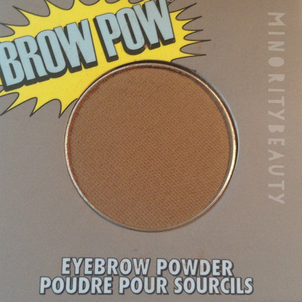 Light Brown Brow Pow, Eyebrow  - MinorityBeauty