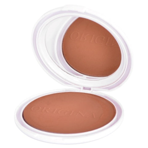 Rich Brown Compact Press Powder