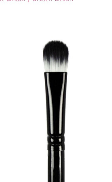 Oval Concealer Brush - by Crown, Brush  - MinorityBeauty