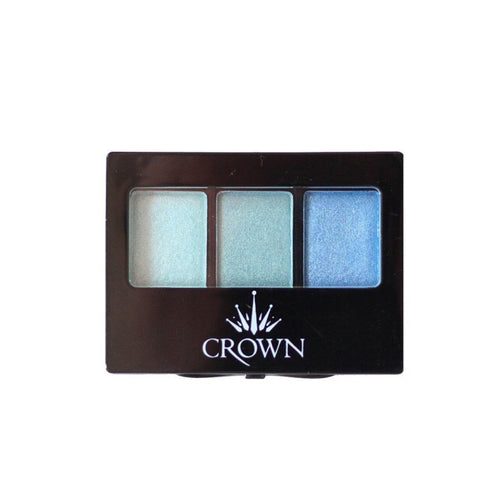 Eyeshadow - St. Tropez Trio, Eyeshadow  - MinorityBeauty