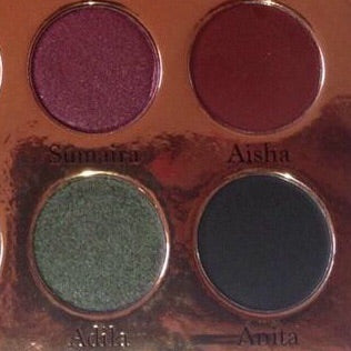 Eyeshadow Palette - Sonia, Eyeshadow  - MinorityBeauty