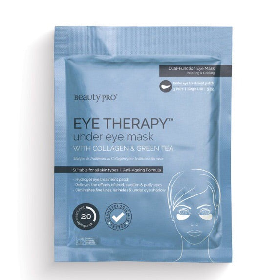 Duo Pack - Eye Therapy under eye mask, Facial Mask  - MinorityBeauty