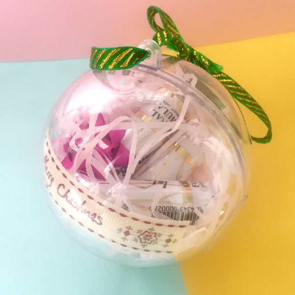 Christmas Bauble - Small 1