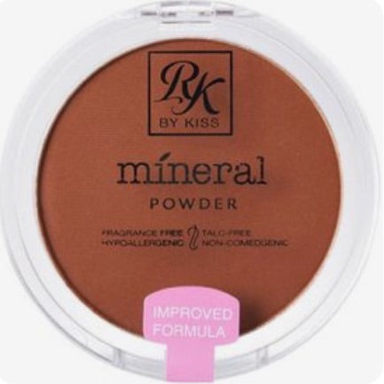 Chestnut Mineral Foundation, Foundation  - MinorityBeauty