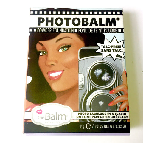 Photobalm Dark Foundation, Foundation  - MinorityBeauty