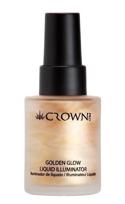 Golden Glow Liquid Illuminator, Highlighter  - MinorityBeauty
