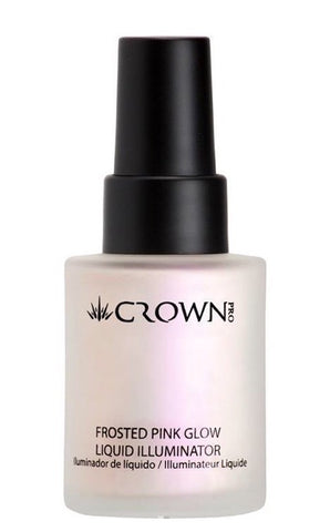 Frosted Pink Glow Liquid Illuminator, Highlighter  - MinorityBeauty