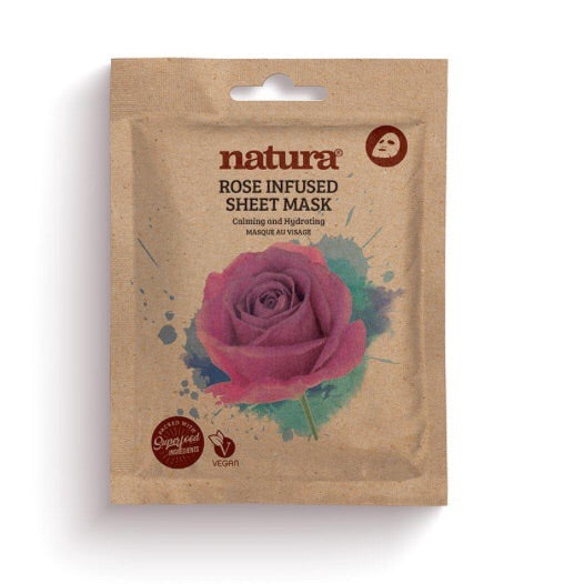 Duo Pack - Natura Rose Facial Mask, Facial Mask  - MinorityBeauty