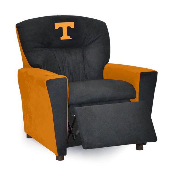 University of Tennessee Kid's Two-Tone Recliner With Cup Holder