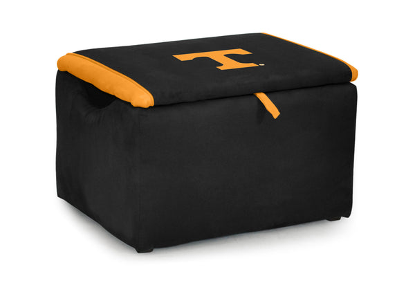 University of Tennessee Two-tone Storage Bench