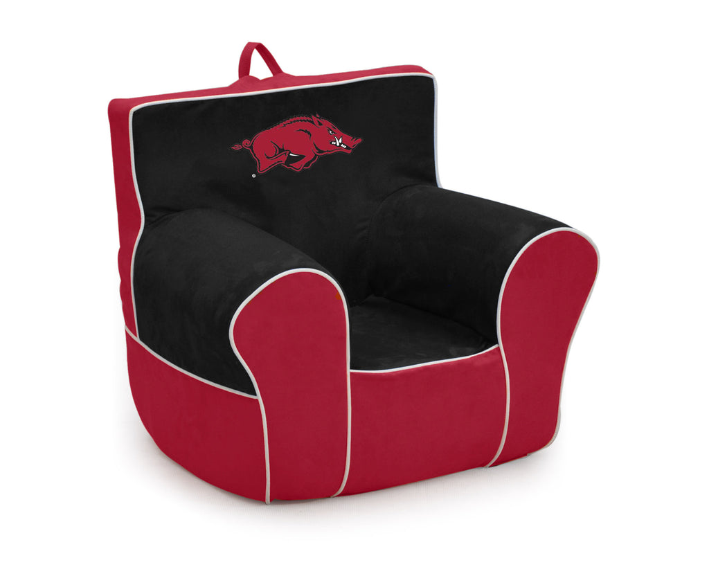 University of Arkansas Two-tone Kid's Foam Tag Along Chair