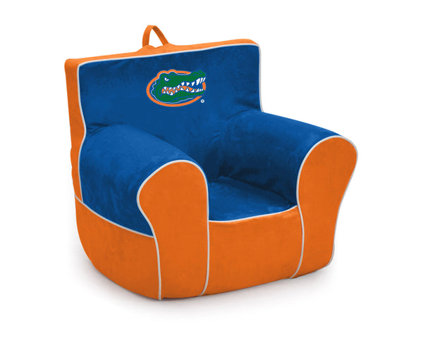 University of Florida Two-tone Kid's Foam Tag Along Chair