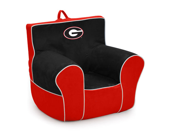 University of Georgia Two-tone Kid's Foam Tag Along Chair