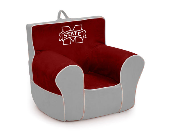 Mississippi State University Two-tone Kid's Foam Tag Along Chair