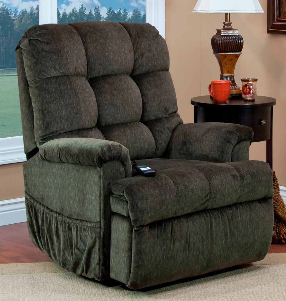 Wall-a-Way Reclining Lift Chair in Hunter