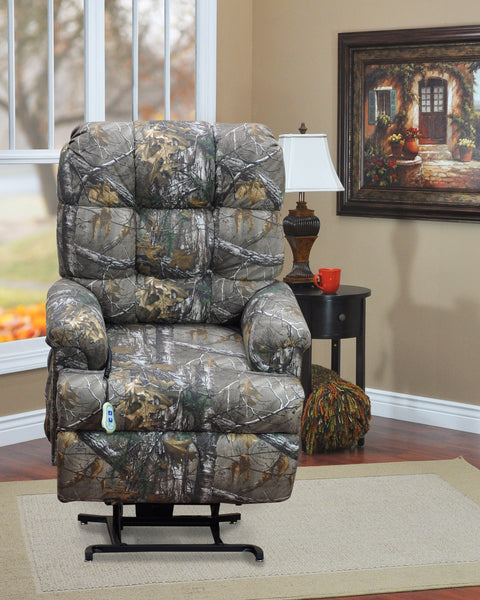Wall-a-Way Reclining Lift Chair in Camoflage