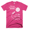 "Personalized ""Moon and Back"" Shirts"