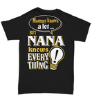 NANA Knows Everything!
