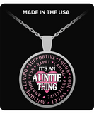 AUNTIE THING - Necklace
