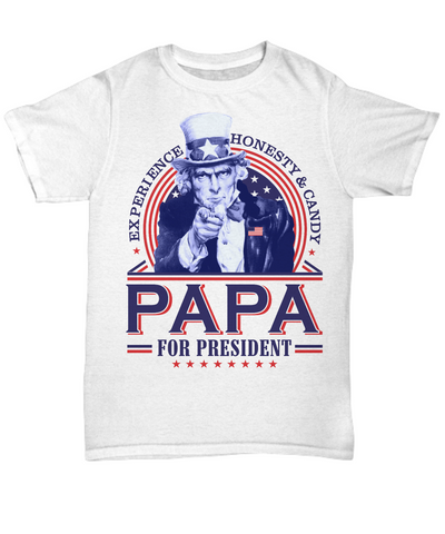 PAPA For President