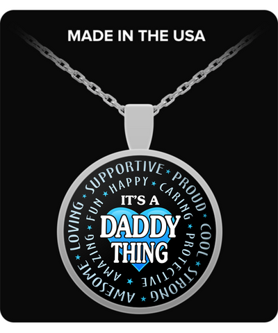 DADDY THING - Necklace