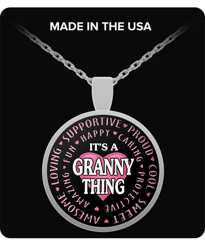GRANNY THING - Necklace