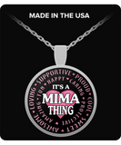MIMA THING - Necklace