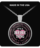 BEBE THING - Necklace