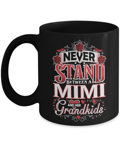 Mimi and Her Grandkids - Mug