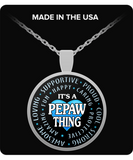 PEPAW THING - Necklace