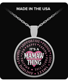 MAMAW THING - Necklace