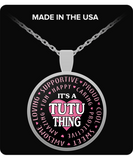 TUTU THING - Necklace