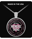 MEMERE THING - Necklace
