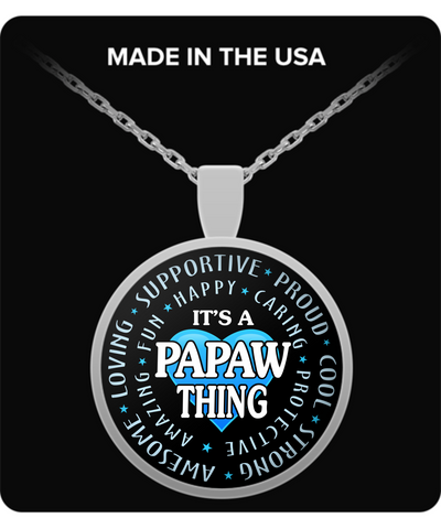 PAPAW THING - Necklace