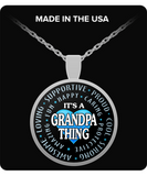 GRANDPA THING - Necklace