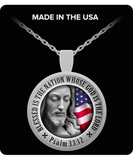 BLESS OUR NATION Necklace