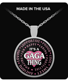GAGA THING - Necklace