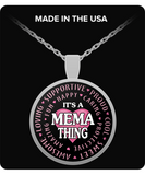 MEMA THING - Necklace