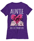AUNTIE Loves Her Lil' Monsters - Women's