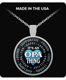 OPA THING - Necklace