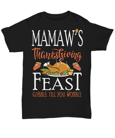 MAMAW'S Thanksgiving Feast!