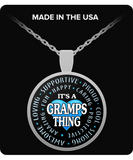 GRAMPS THING - Necklace