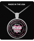 MAW THING - Necklace